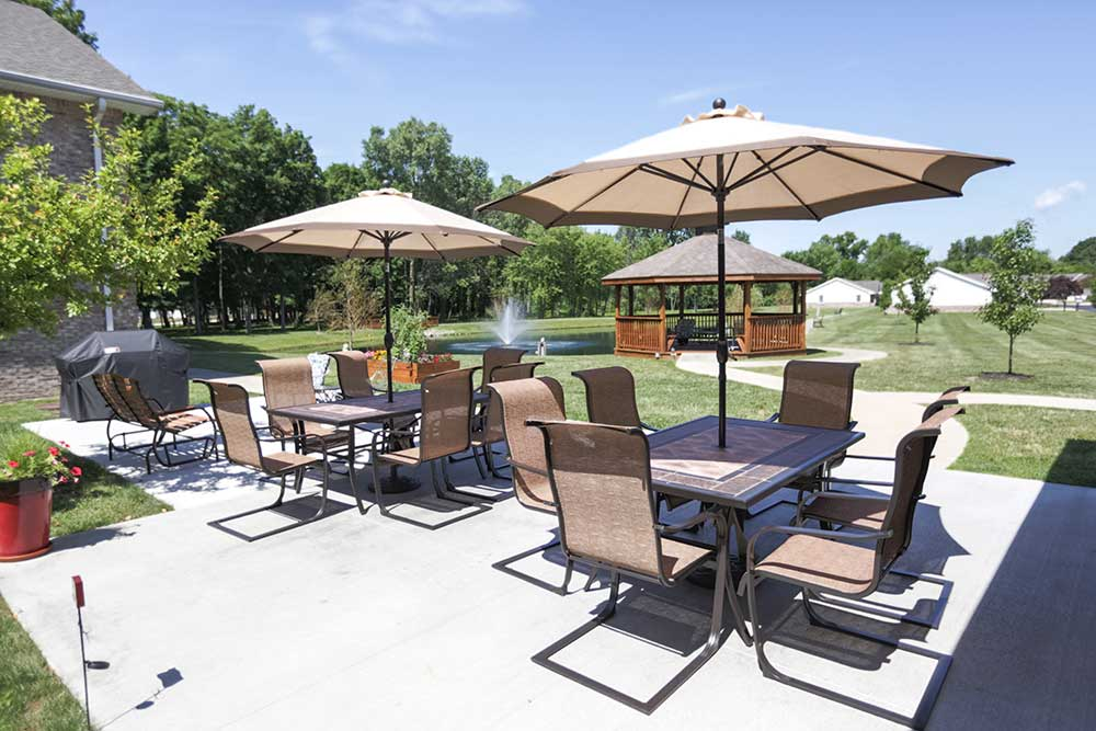 Anderson Outdoor Furniture
